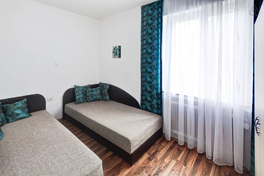 Ferienwohnung Hochzoll Süd Schlafzimmer