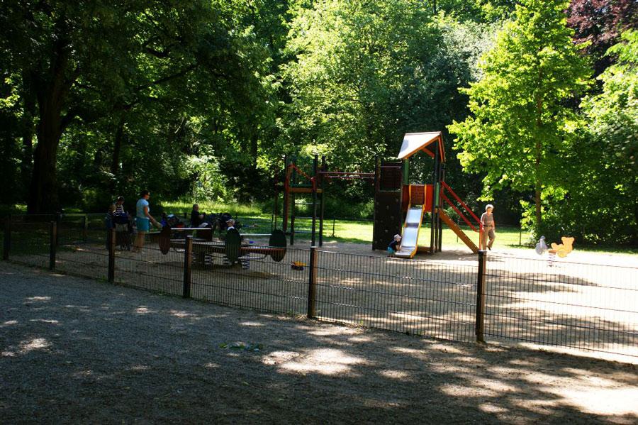 Ferienwohnung Göggingen Park